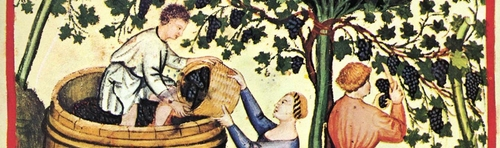 Cliquez pour connaître l'Historique du Champagne
